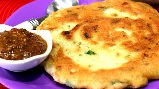 Dibba Rotti - Easy Andhra Breakfast Recipe