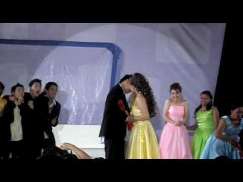Jackie dos Santos in Kelly kelly AngHit na Musical...