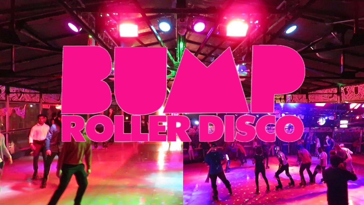 Bump roller disco