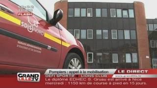 Pompiers : Le feu couve chez les syndicats !