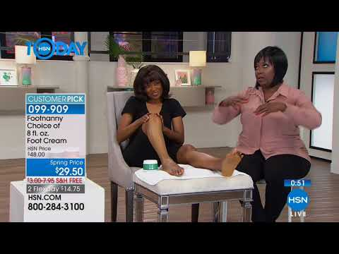 HSN | HSN Today: Footnanny Beauty / Beauty Rx by Dr. Schultz Skincare 02.28.2018 - 07 AM
