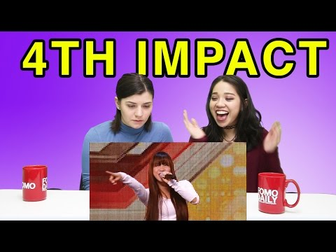Fomo Daily Reacts to 4th Impact X-Factor UK Audition