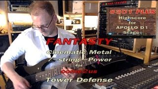 com2us tower defense apollo d1 best solution 7 string powered fantasty soundtrack