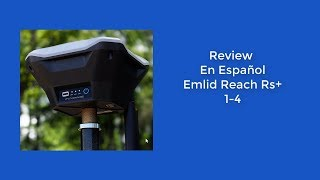 Review en Español Emlid Reach Rs 1 de 4