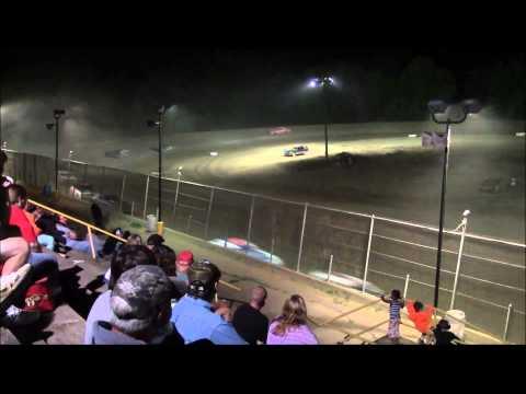 Butler Motor Speedway Street Stock Feature 8/22/15