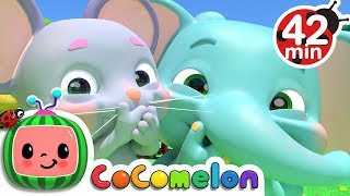 Hiccup Song | +More Nursery Rhymes & Kids Songs - CoCoMelon