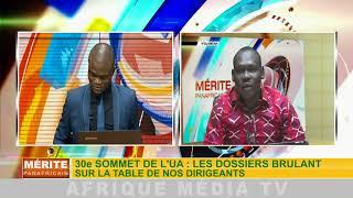 MÉRITE PANAFRICAIN  DU 26 01 2018