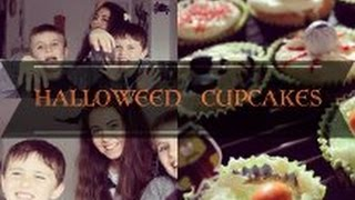 Halloween Baking | Creepy Cupcakes Thumbnail