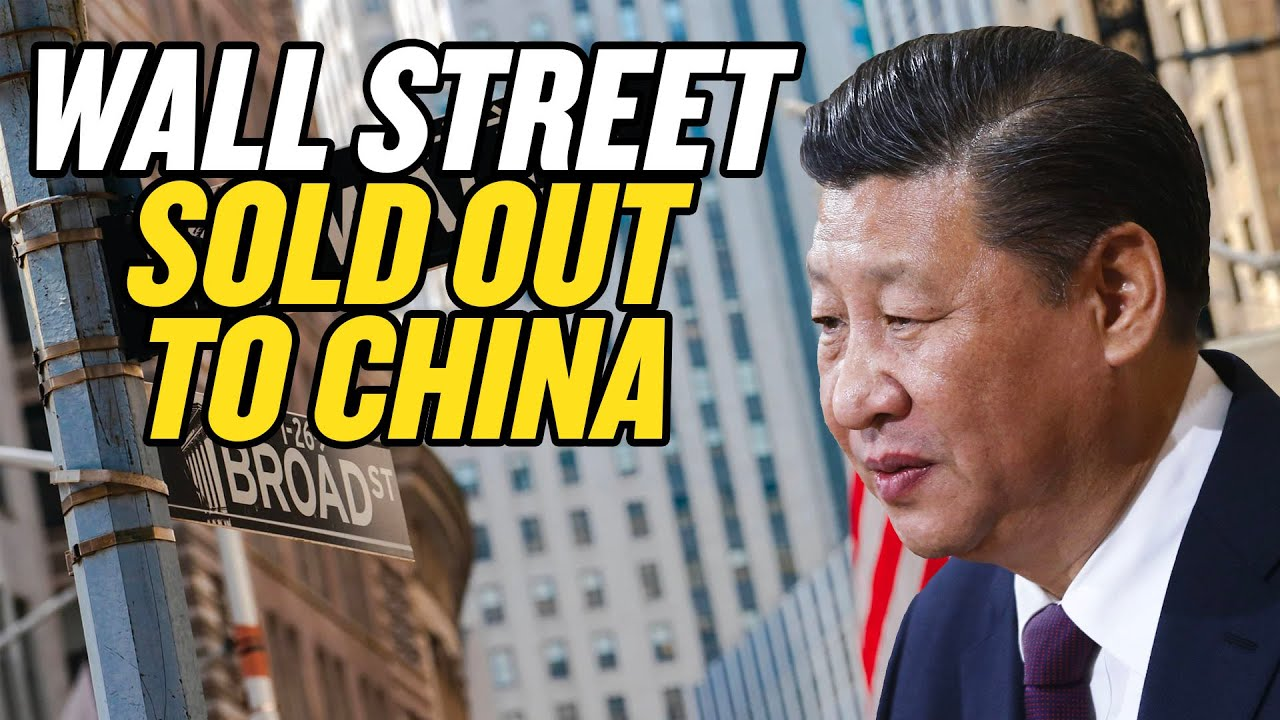 How Wall Street Sold Out America to China | Clive Hamilton