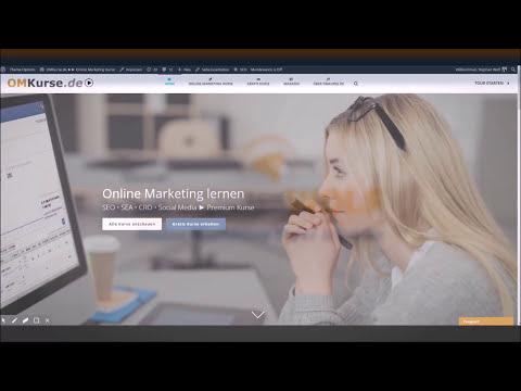 """Bestes WORDPRESS THEME 2016 – """"Homepage erstellen, die schick aussieht"""""""