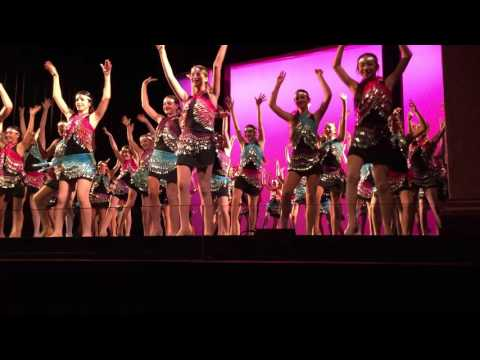 Castillero Middle School Dance (Bollywood) - 2016