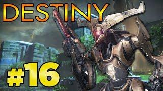Destiny - Walkthrough Part 17 [VENUS: Ishatar Collective] Story Mode Gameplay