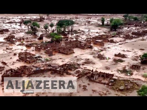 Brazil's Worst Environmental Disaster