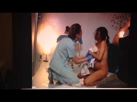 17mayo2014 Parto natural sin epidural Leo Hospital de Torrejon (Madrid)