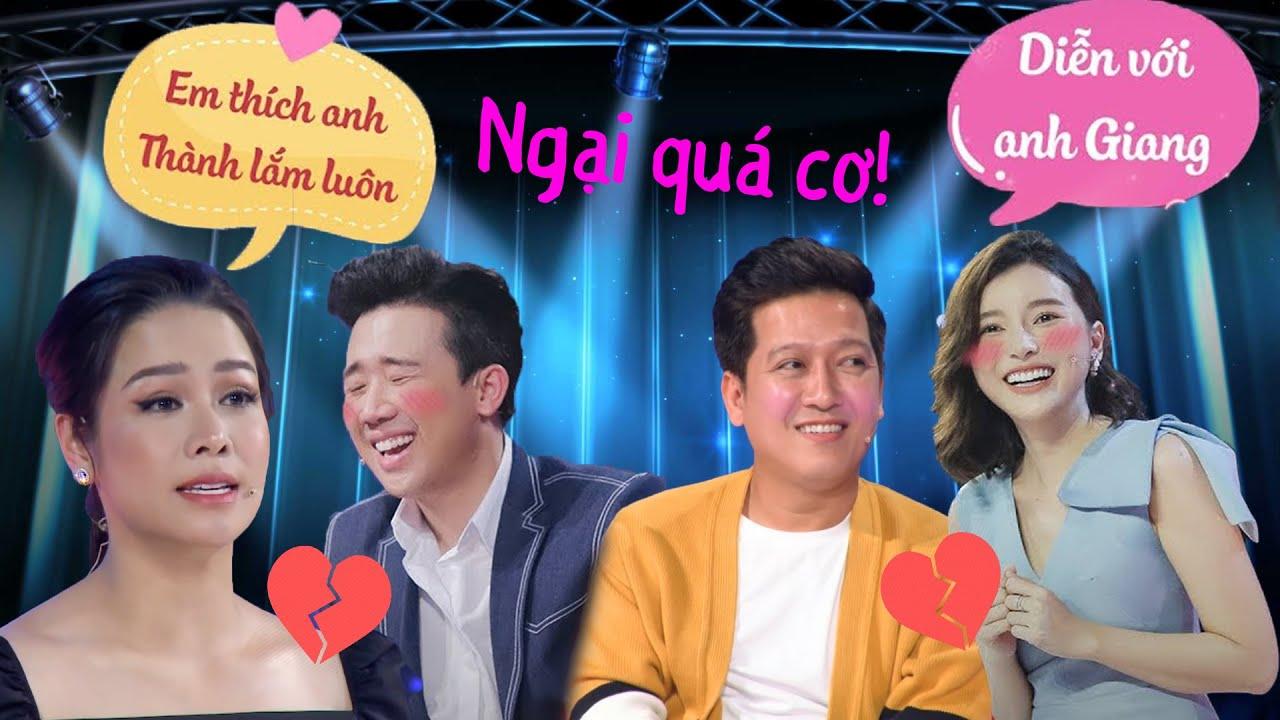 Nhật Kim Anh, Cao Thái Hà bất chấp TỎ TÌNH những người ĐÀN ÔNG ĐÃ CÓ VỢ trước sóng truyền hình | SML