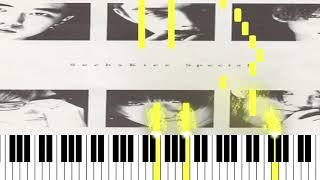 젝스키스 - 커플 피아노