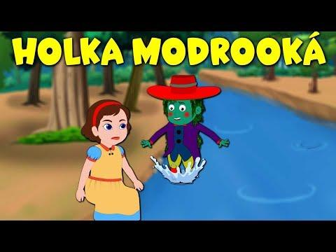 Holka Modrooká  - Písničky Pro Děti A Nejmenší