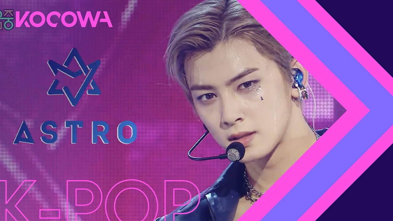 ASTRO - ONE [Show! Music Core Ep 720]