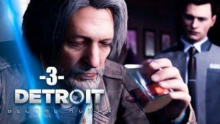Zagrajmy w Detroit Become Human #3 - PIERWSZE ŚLEDZTWO! - Polski gameplay - 4K