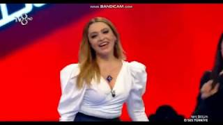 O Ses Türkiye 20.Bölüm Hadise - Price Tag Yarışmacıyla Düet