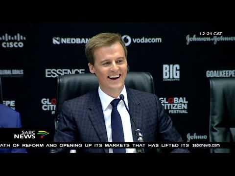 Beyoncé, Jay-Z to headline Global Citizen Festival in SA