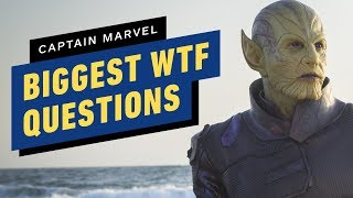 Captain Marvel's 6 Biggest WTF Questions