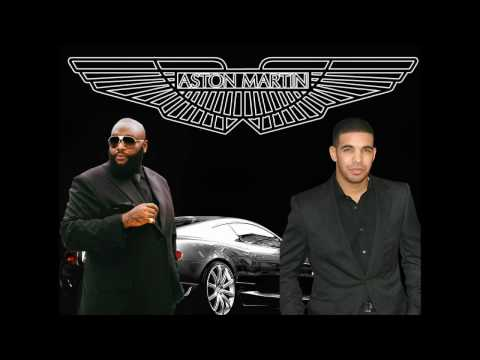 Rick Ross Ft. Drake Chrisette Michelle - Aston Martin Music (Extended)