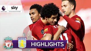 Baixar Erstes PL Tor für Jones | FC Liverpool - Aston Villa 2:0 | Highlights - Premier League