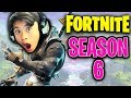 REACTION TO FORTNITE SEASON 6! | My Own Pet Dog! Amazing Battle Pass!