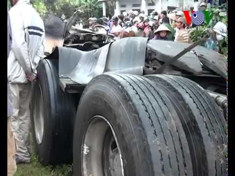 Tai nạn giao thông thảm khốc tại Bình Thuận   YouTube