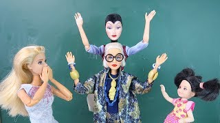ВСЕ УЗНАЛИ СТРАШНУЮ ТАЙНУ ДИРЕКТОРА! Мультик #Барби Про Школу Куклы Игрушки Для детей  IkuklaTV