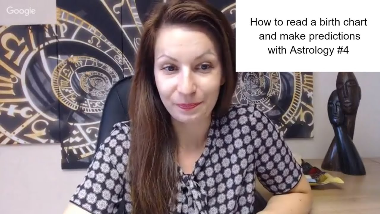 How To Read A Birth Chart And Make Predictions With Astrology 4