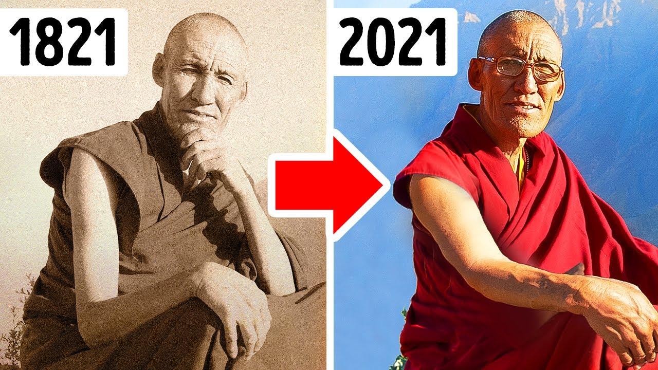 Что, если, продолжая стареть, вы оставались бы бессмертным