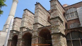 Стамбул Айя София Собор Святой Софии Istanbul Hagia Sophia(Величайший храм Византии и величайшая мечеть Турции, величайший музей мира - это одно - Собор святой Софии..., 2015-04-13T04:19:48.000Z)