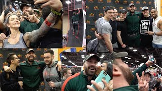 If you didn't go to the Arnold.. WATCH THIS!!!
