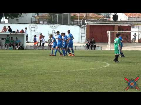 Resumen partido Cadete Vall d'Alba A 3 - Cadete B San Pedro C F 3