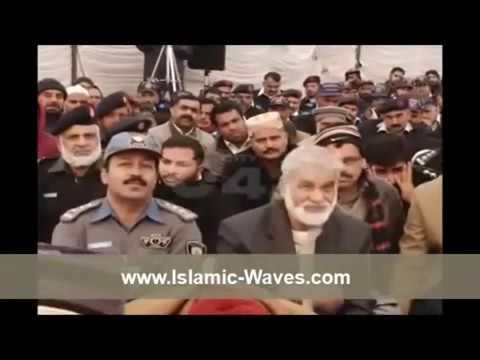 Maulana Tariq Jameel   Office Life & Islam Police College Lahore 2013