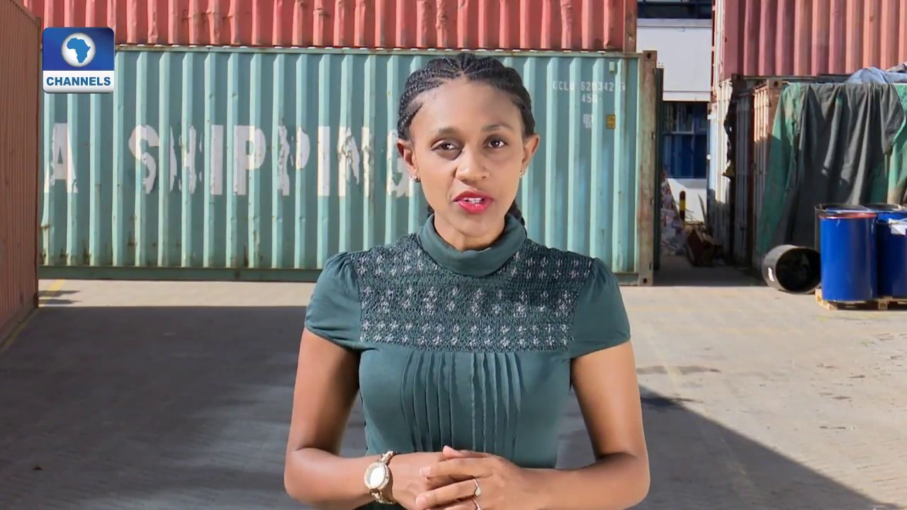 Eco@Africa: Making Money From Old Shipping Containers. The Genus Of Black...