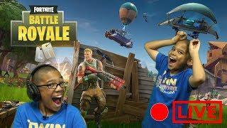 Fortnite Battle Royale NOOB Kids (Xbox One X)