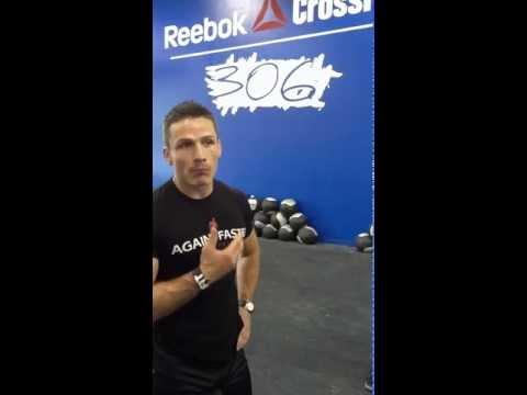 Jason Cain - Consecutive Muscle-ups