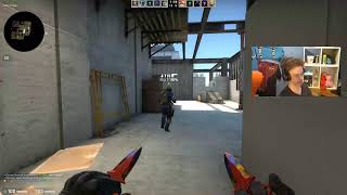Playing csgo and q&a! lets hit 40k tonight! |!patreon !twitter !facebook