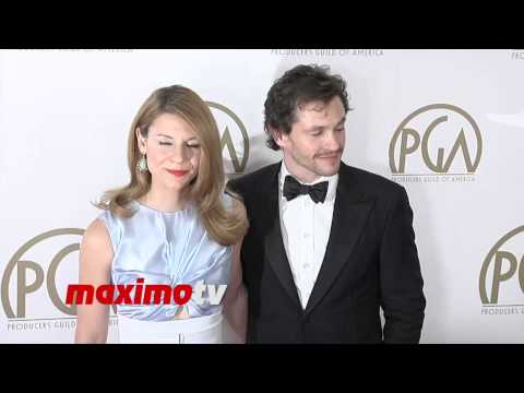 Claire Danes 2014 PGA Awards Red Carpet Arrivals