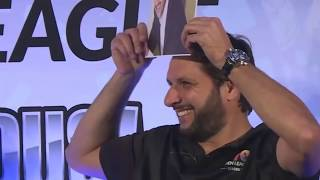 Shahid Afridi Guess Atif Aslam || In One Hint Game Show India 2019