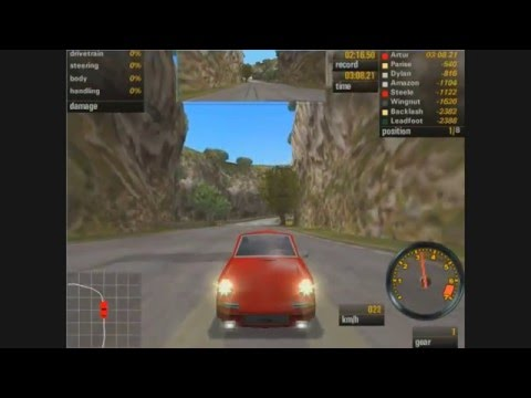 Need For Speed Porsche 2000 - Full Gameplay [4/7] - Classic Club Races