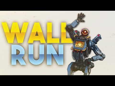 WALL RUNNING in APEX LEGENDS.. (Apex Legends Leaks) - 동영상