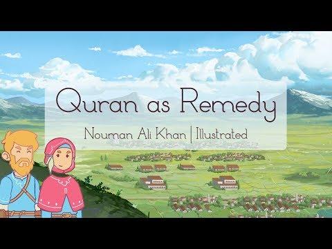 Quran as Remedy   Nouman Ali Khan   Subtitled