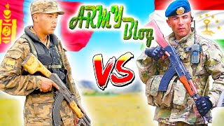 МОНГОЛИЯ vs ТАДЖИКИСТАН ⭐ Кто сильнее? Сравнение армий