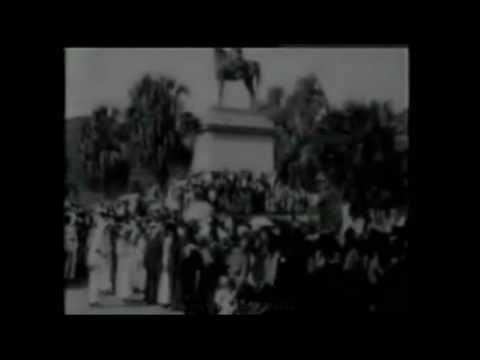 ترحيب الأمة بعودة سعد باشا زغلول من المنفى ١٩٢٣
