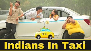 Types of People In A Taxi || Indians In Cab || Pardeep Khera