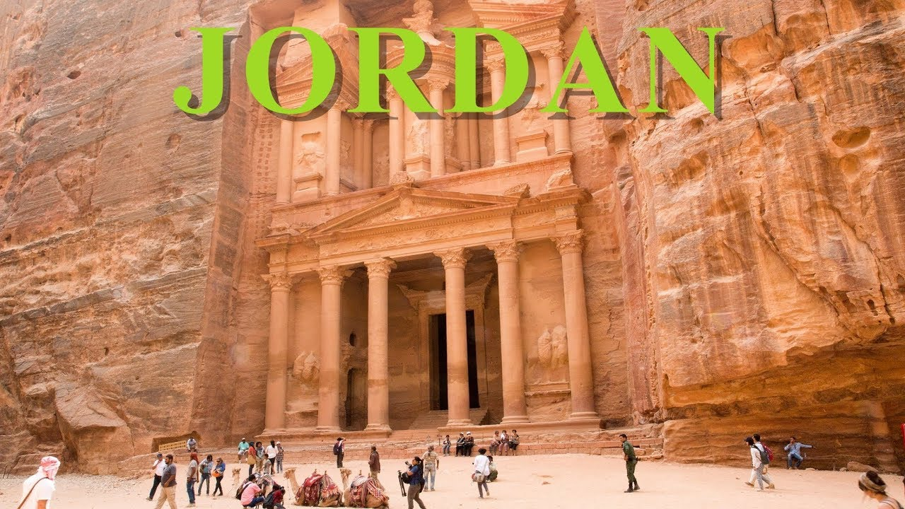 10 best places to visit in jordan - jordan travel guide - youtube